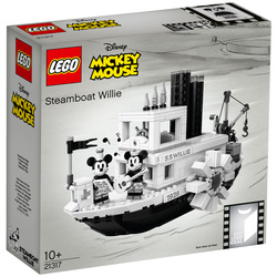 21317 - LEGO® Ideas Steamboat Willie Disney