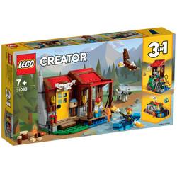 31098-LEGO® Creator Le chalet dans la nature
