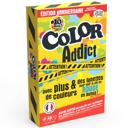 Color Addict Edition Anniversaire