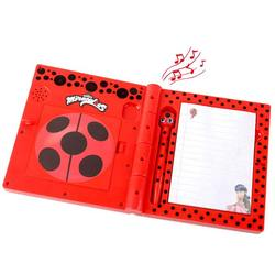 Journal Intime Interactif Miraculous Ladybug