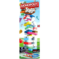 Monopoly Jenga