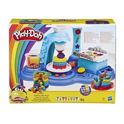 Play Doh Rainbow Cake Party - Cake arc-en-ciel
