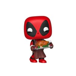 Figurine Deadpool spécial Noël 534 Funko Pop