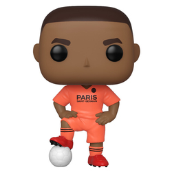Figurine Kylian Mbappé 30 Paris Saint-Germain Funko Pop