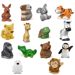 Figurine Animal Little People