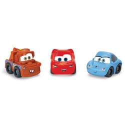 Voitures Cars coffret 2 véhicules