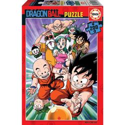 Puzzle Dragon Ball 200 pièces