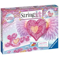 String It Coeur 3D