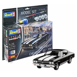Maquette 1968 Chevy Chevelle