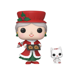 Figurine madame Noël 02 Funko Pop