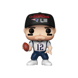 Figurine Tom Brady Funko Pop