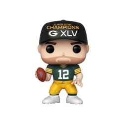 Figurine Aaron Rodgers 43 Funko Pop