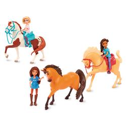 Coffret poupées et chevaux Spirit