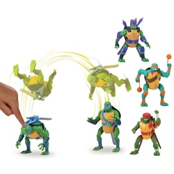 Figurine deluxe Tortues Ninja