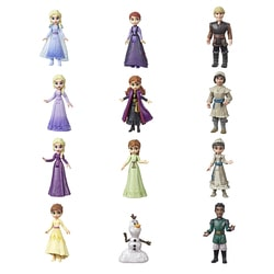 Figurine La Reine des Neiges 2 Aventures Pop Surprise