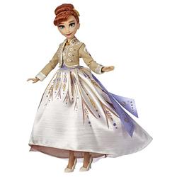 Poupée Style Series - Elsa ou Anna en robe de soirée - La Reine des Neiges 2