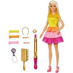 Barbie cheveux bouclés