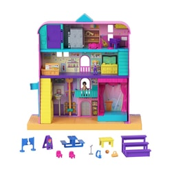 Polly Pocket-La maison de Polly