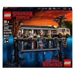 75810-LEGO® Stranger Things La maison dans le monde à l'envers