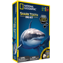 Kit de fouille Dent de requin