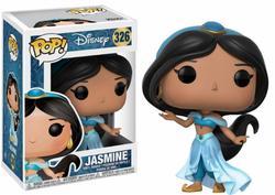 Figurine Jasmine - Disney Princesses - Funko Pop - n°326