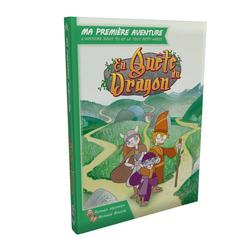 Ma première aventure 1 - En quête du dragon