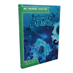 Ma première aventure 2 - La découverte de l'Atlantide