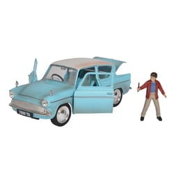 Voiture Ford Anglia Wesley 1/24 ème Harry Potter