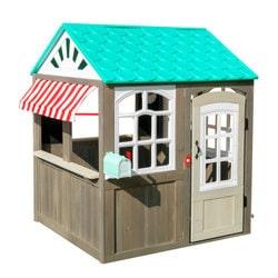 Maison en bois Coastal Cottage