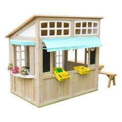 Maison en bois Meadowlane Market