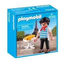 70102 - Playmobil Le Français