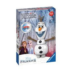 Puzzle 3D 54 pièces Olaf La Reine des Neiges 2