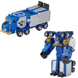 Robot Zord véhicule convertible 15cm - Power Rangers Beast Morphers