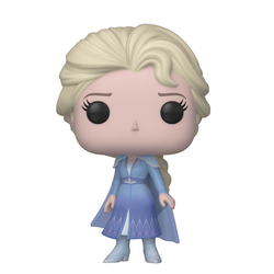 Figurine Elsa Funko Pop La Reine des Neiges 2