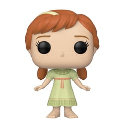 Figurine Anna enfant 589 La Reine des Neiges 2 Funko Pop