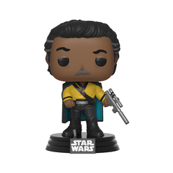 Figurine Lando Calrissian 313 Star Wars 9 Funko Pop