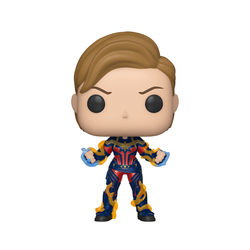 Figurine Captain Marvel 576 Avengers Endgame - Funko Pop