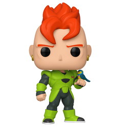 Figurine Dragon Ball Z Android C-16 Funko Pop