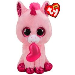 Peluche Beanie Boo's - Darling la licorne 15 cm