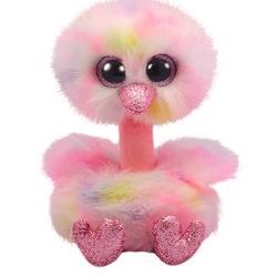 Peluche Beanie Boo's - Avery l'autruche 23 cm