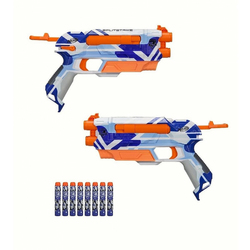 Pistolet Nerf Splitstrike Battle Camo - Nerf Elite