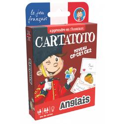 Cartatoto Anglais CP CE1 CE2