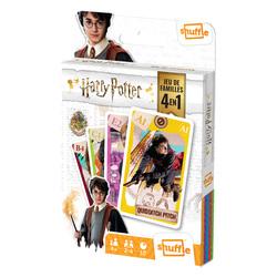 Jeu de 7 familles Harry Potter