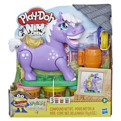 Pâte à modeler - Naybelle Poney Déjanté Play-Doh Animal Crew