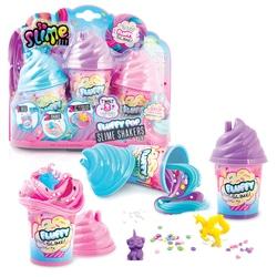 Slime Shaker Fluffy - Pack de 3