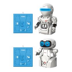 Petit Robot télécommandé - YCOO - Mini Robot - 8 cm