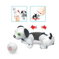 Robot Dackel Junior - Chien interactif extensible