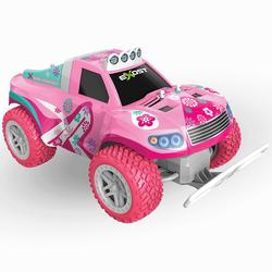 Voiture télécommandée Exost Super Wheel Truck rose