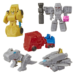 Figurines Tiny Turbo Changers Série 3 - Transformers Cyberverse