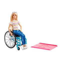 Barbie et son fauteuil roulant